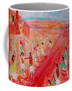 Hopi Indian Ritual Coffee Mug