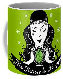 Hoppy Fortune Teller Coffee Mug