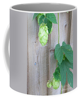 Hops On Fence Coffee Mug