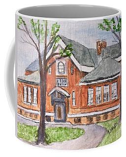 Horace Mann School Amesbury Ma Coffee Mug