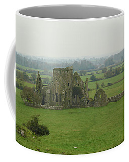 Coffee Mug featuring the photograph Hore Abbey by Marie Leslie