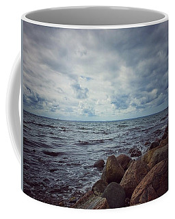 Horizon Coffee Mug by Karen Stahlros
