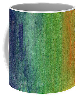 Horizontal Transitions Coffee Mug by R Kyllo