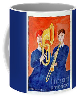 Horn Duo Coffee Mug