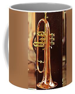 Horn Coffee Mug