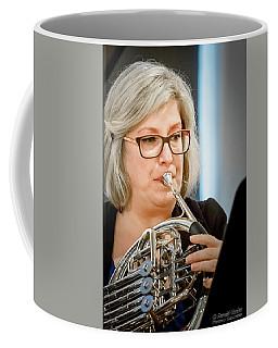Horn Music Coffee Mug