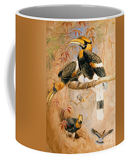 Hornbill  Coffee Mug