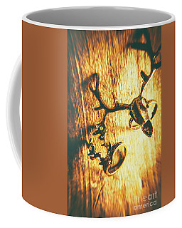 Horned Animal Rings Coffee Mug