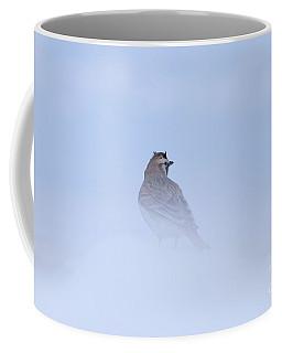 Horned Lark Coffee Mug
