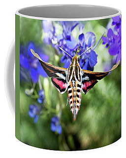 Horned Moth Coffee Mug