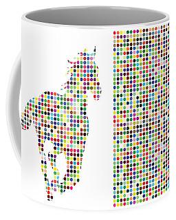 Horse 2 Coffee Mug