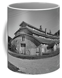 Horse Barn Exited Coffee Mug