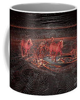 Horse Chestnut Pass Coffee Mug