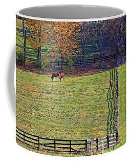 Horse Country # 2 Coffee Mug