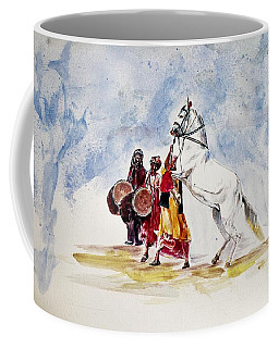 Horse Dance Coffee Mug
