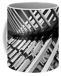 Horse Fence Coffee Mug