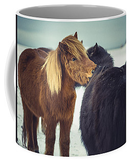 Horse Friends Forever Coffee Mug
