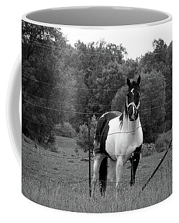 The Strong Horse Coffee Mug