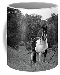 The Strong Horse Coffee Mug