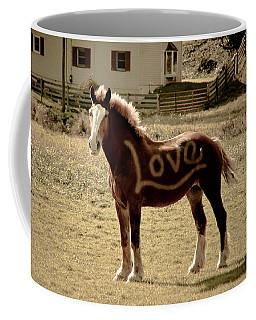 Horse Love Coffee Mug