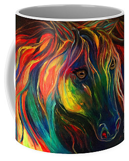 Horse Of Hope Coffee Mug