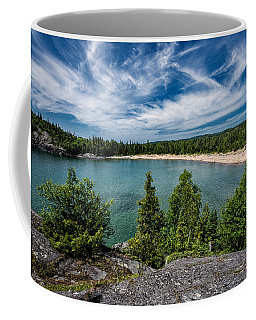 Horse Shoe Bay Coffee Mug