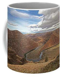 Horse Shoe Bend Coffee Mug