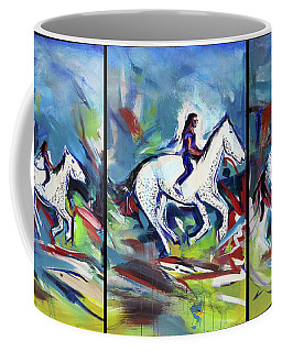 Horse Three II Coffee Mug