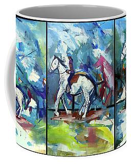 Horse Three Coffee Mug