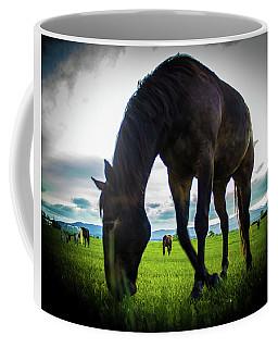 Horse Time Coffee Mug