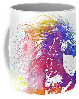 Horse Watercolor 1 Coffee Mug