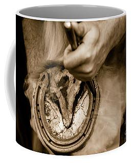 Horsehoe Fitting Coffee Mug