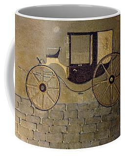 Horseless Carriage Coffee Mug