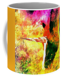 Horses Dream Of Being Unicorns Coffee Mug