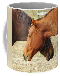Horses In Sinc Coffee Mug