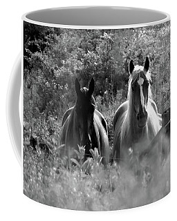 Emerging From The Farm Coffee Mug
