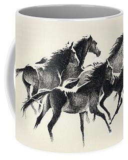 Horses Mug Coffee Mug
