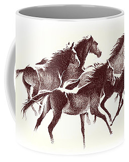 Horses2 Mug Coffee Mug