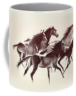 Horses3 Mug Coffee Mug