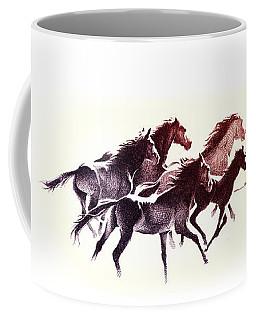 Horses5 Mug Coffee Mug