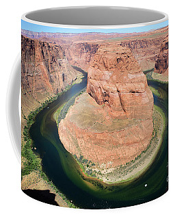 Horseshoe Bend Colorado River Coffee Mug