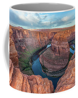 Horseshoe Bend Morning Splendor Coffee Mug