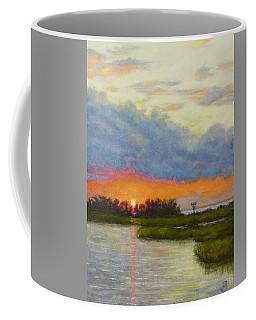 Horseshoe Cove Sunset Coffee Mug