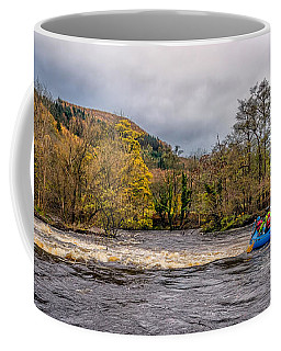 Horseshoe Falls Rafting Coffee Mug