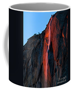 Horsetail Falls 2016 Coffee Mug