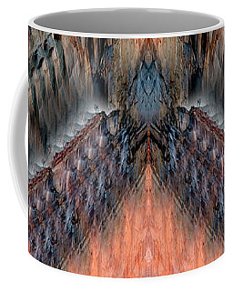 Horsetail Falls Meditation Coffee Mug