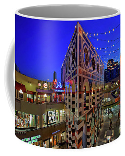 Horton Plaza Shopping Center Coffee Mug