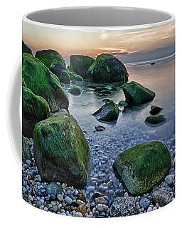 Horton Point Ny At Sunset Coffee Mug