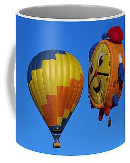 Hot Air Balloon Conversation Coffee Mug