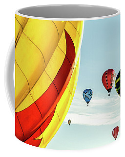 Hot Air Balloons Coffee Mug